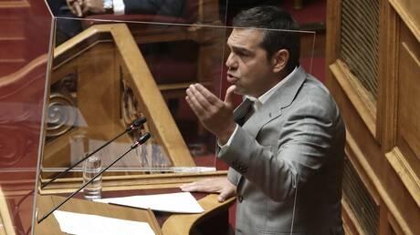 Νέα «πυρά» Τσίπρα: Κραυγαλέα αδυναμία της κυβέρνησης να ανταποκριθεί στην κρίση