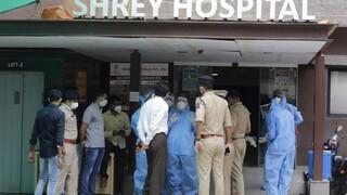 Ινδία: Οκτώ ασθενείς με κορωνοϊό νεκροί από πυρκαγιά σε νοσοκομείο - Νέα εκτόξευση κρουσμάτων