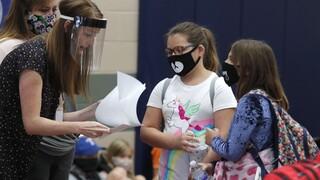 Κορωνοϊός - ΗΠΑ: Πάνω από 110 μαθητές στην πολιτεία του Μισισιπή τέθηκαν σε καραντίνα