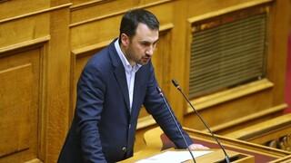 Χαρίτσης για κορωνοϊό: Η ευθύνη βαραίνει την κυβέρνηση της ΝΔ και τον πρωθυπουργό