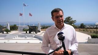 Τσίπρας: Μια κακή συμφωνία με την Αίγυπτο θα έδινε ανέλπιστα όπλα στην Τουρκία