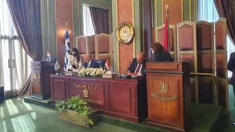 Έπεσαν οι υπογραφές στη συμφωνία Ελλάδας - Αιγύπτου για την οριοθέτηση ΑΟΖ