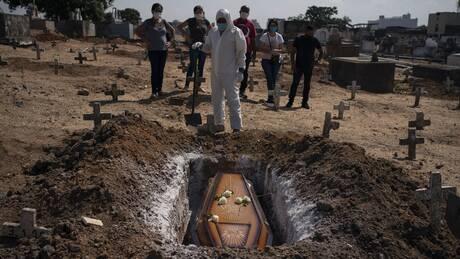 Κορωνοϊός - Βραζιλία: Η χώρα πλησιάζει τους 100.000 θανάτους - Φόβοι ότι θα διπλασιαστούν