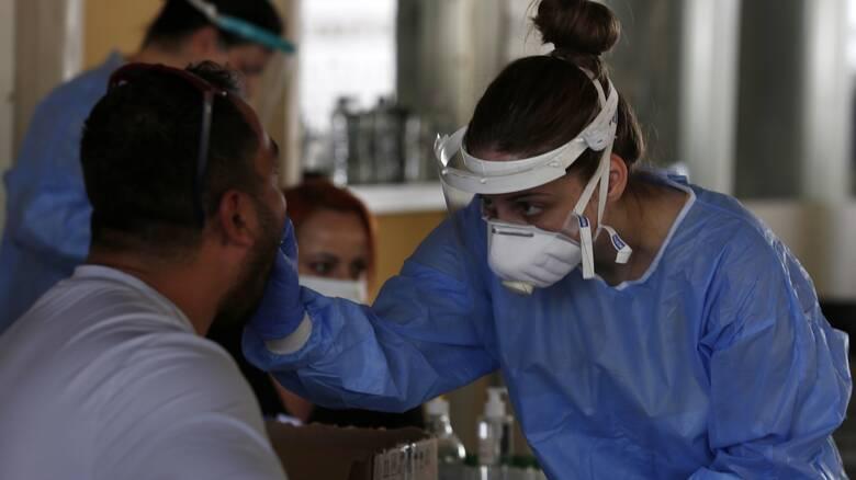Κορωνοϊός: «Καμπανάκι» με 153 νέα κρούσματα στην Ελλάδα - Ξεπέρασαν τις 5.000