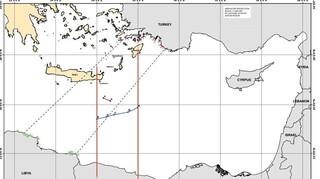 Ο χάρτης της συμφωνίας Ελλάδας - Αιγύπτου για την ΑΟΖ: Πώς ακυρώνεται το τουρκολιβυκό Μνημόνιο