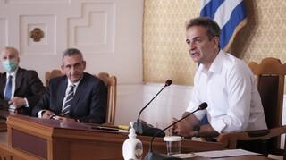 Κυριάκος Μητσοτάκης: Εθνική επιτυχία η συμφωνία για την ΑΟΖ