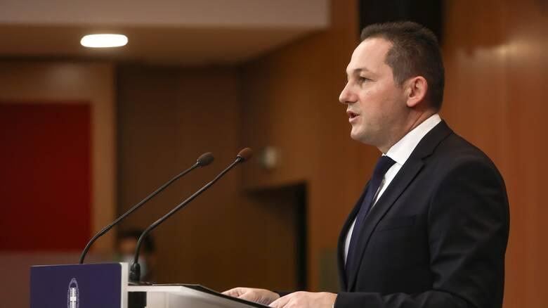 Πέτσας: Με τη συμφωνία με την Αίγυπτο, η Ελλάδα βάζει τέλος στην εποχή των δισταγμών