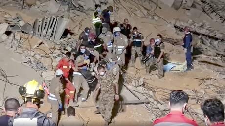 Έκρηξη στη Βηρυτό - Πρόεδρος Λιβάνου: Εξετάζεται και η πιθανότητα εξωτερικής ανάμειξης
