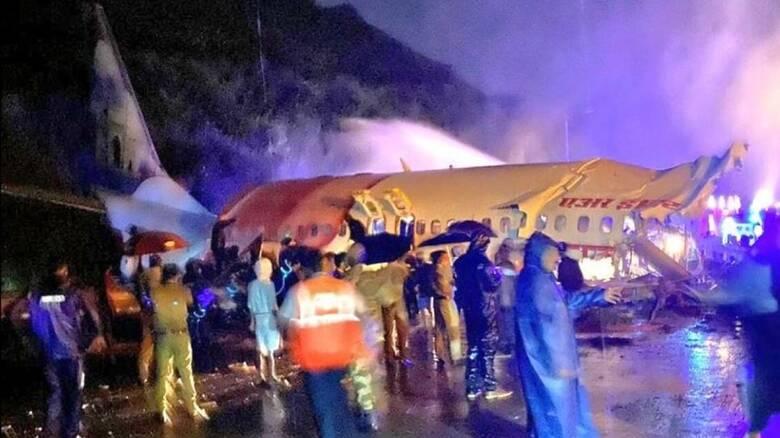 Αεροπορική τραγωδία στην Ινδία: Τουλάχιστον 16 νεκροί και 123 τραυματίες