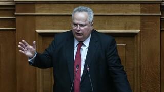Κοτζιάς στο Facebook: Οι πέντε πληγές της συμφωνίας Ελλάδας - Αιγύπτου