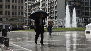 Κακοκαιρία «Θάλεια»: Βροχές και καταιγίδες στην Αττική τις επόμενες ώρες - Πότε αναμένεται βελτίωση