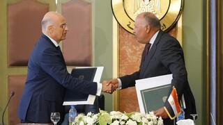 Συμφωνία Ελλάδας - Αιγύπτου για ΑΟΖ: Ερωτήματα για την επόμενη μέρα