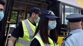 Κορωνοϊός: 404 πρόστιμα για μη χρήση μάσκας