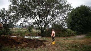 Κακοκαιρία «Θάλεια»: Μεγάλες ζημιές σε γεωργία και κτηνοτροφία στο Λαγκαδά Θεσσαλονίκης
