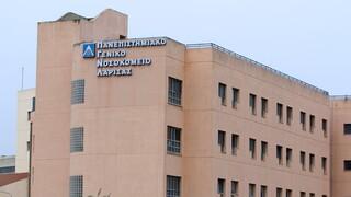 Κορωνοϊός – Λάρισα: Επτά νέα κρούσματα – Δύο ασθενείς διασωληνώθηκαν