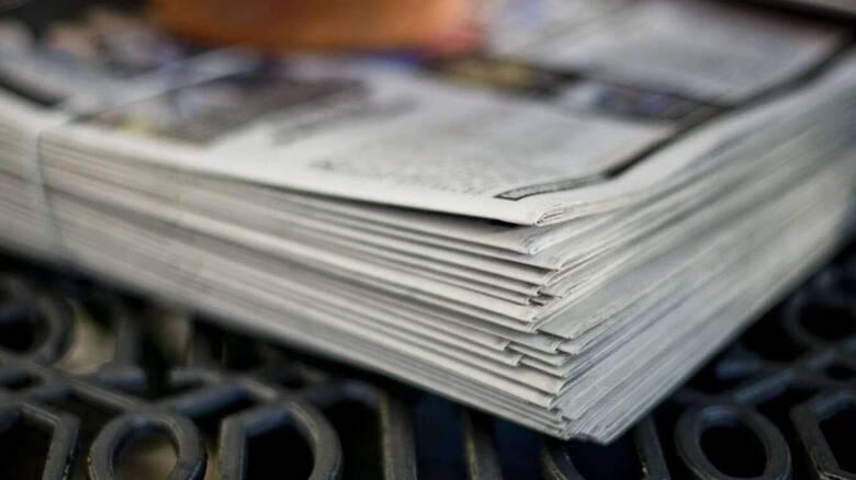 Τα πρωτοσέλιδα των κυριακάτικων εφημερίδων (9 Αυγούστου 2020)