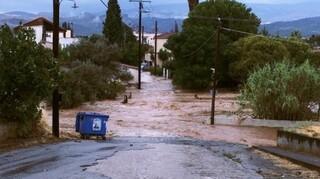 Πλημμύρες στην Εύβοια: Νεκροί δύο ηλικιωμένοι και ένα βρέφος μετά τις πλημμύρες