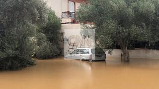 Πλημμύρες Εύβοια: Και τέταρτος νεκρός