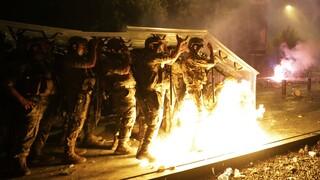 Λίβανος: Πολιτική κρίση μετά την καταστροφική έκρηξη