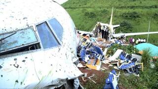 Αεροπορικό δυστύχημα στην Ινδία: Άρχισε η εξέταση των «μαύρων κουτιών»