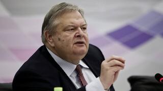 Κριτική Βενιζέλου στη συμφωνία με την Αίγυπτο για την ΑΟΖ