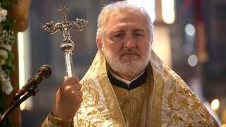 Αρχιεπίσκοπος Αμερικής: Ας προσευχηθούμε για τον λαό του Λιβάνου