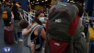 Κορωνοϊός: Εκτοξεύτηκαν σε 203 τα νέα κρούσματα στη χώρα - 212 οι θάνατοι