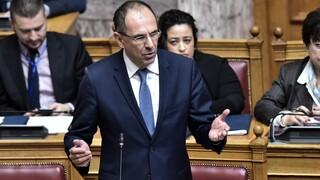 Γεραπετρίτης: Η Ελλάδα βρίσκεται σε πλήρη πολιτική και επιχειρησιακή ετοιμότητα