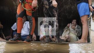 Πλημμύρες Εύβοια: Νεκρός είναι ο αγνοούμενος λέει ο δήμαρχος Διρφύων Μεσσαπίων