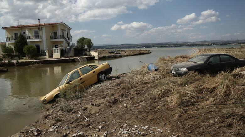 Εισαγγελική έρευνα για τις φονικές πλημμύρες στην Εύβοια