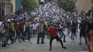 Στο χάος βυθίζεται ο Λίβανος: Παραιτήθηκε η κυβέρνηση της χώρας