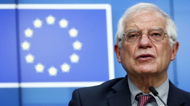 Χριστοδουλίδης - Μπορέλ συζήτησαν για την κατάσταση στην Ανατολική Μεσόγειο
