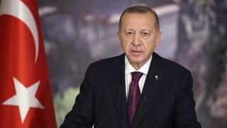 Ερντογάν: Δεν θα συναινέσουμε στην προσπάθεια εγκλωβισμού μας στις τουρκικές ακτές