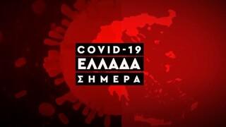 Κορωνοϊός: Η εξάπλωση του Covid 19 στην Ελλάδα με αριθμούς (10 Αυγούστου)