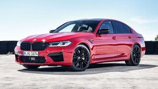 Η επόμενη γενιά της BMW M5 θα είναι και ηλεκτρική με 1.000 ίππους