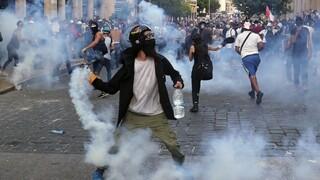 Κρίση στον Λίβανο: Η κυβέρνηση παραιτήθηκε, οι διαδηλώσεις συνεχίζονται