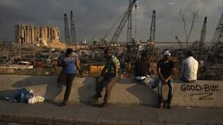 Έκρηξη στο Λίβανο: 50.000 τόνοι σιτάλευρου αποστέλλονται στη Βηρυτό