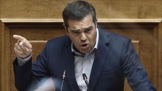 Τσίπρας: Να σταματήσει η κυβέρνηση να διαρρέει ανυπόστατα μηνύματα για το Oruc Reis