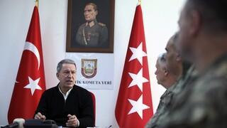 Ακάρ: Η Τουρκία είναι ικανή να υπερασπιστεί τη «Γαλάζια Πατρίδα» της
