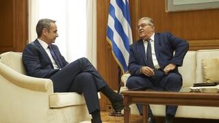 Κουτσούμπας σε Μητσοτάκη: ΕΕ, ΝΑΤΟ και ΗΠΑ υποθάλπουν την επιθετικότητα της Τουρκίας