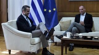 Βαρουφάκης σε Μητσοτάκη: Σύγκληση Διεθνής Διάσκεψης όλων των χωρών της Αν. Μεσογείου
