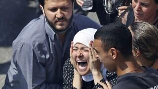 Λίβανος: Στους 171 οι νεκροί στη Βηρυτό - Πάνω από 300.000 οι άστεγοι