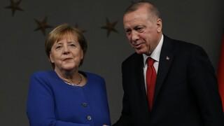 SABAH: Επικοινωνία Ερντογάν – Μέρκελ μέσα στην εβδομάδα