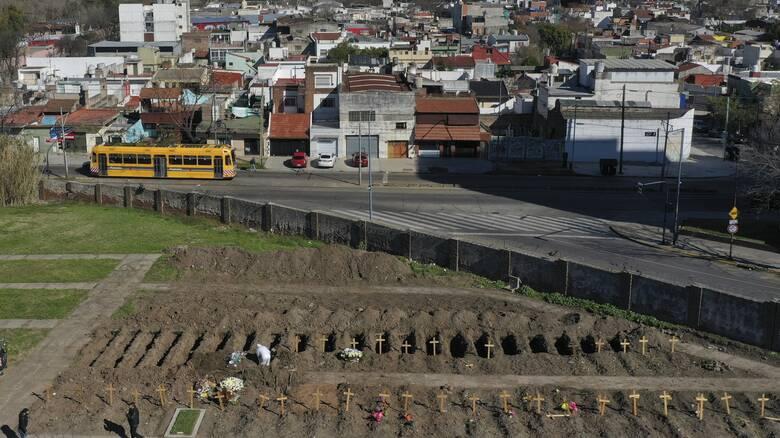 Στο έλεος του κορωνοϊού η Λατινική Αμερική: Ανησυχητική αύξηση κρουσμάτων στην Αργεντινή