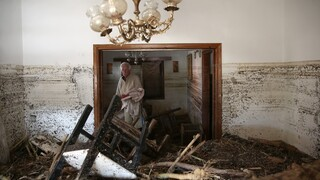 Λέκκας: Θα ξαναέχουμε καταστροφές στην Εύβοια – Υπάρχει ολόκληρη πόλη επάνω στον Λήλαντα