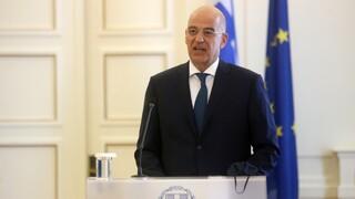 Στην αντεπίθεση η Αθήνα: Συνάντηση Δένδια με Πομπέο, συμβούλιο υπουργών Εξωτερικών της Ε.Ε.