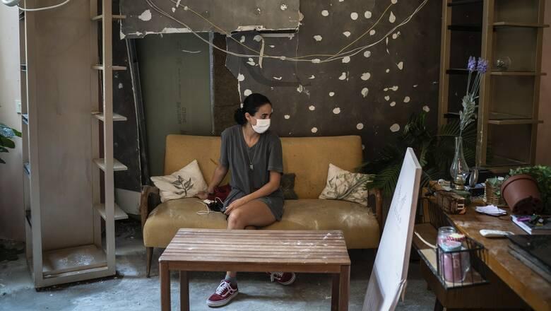 Έκρηξη Βηρυτός: Οι κάτοικοι μαθαίνουν να ζουν με τα ψυχικά τους τραύματα