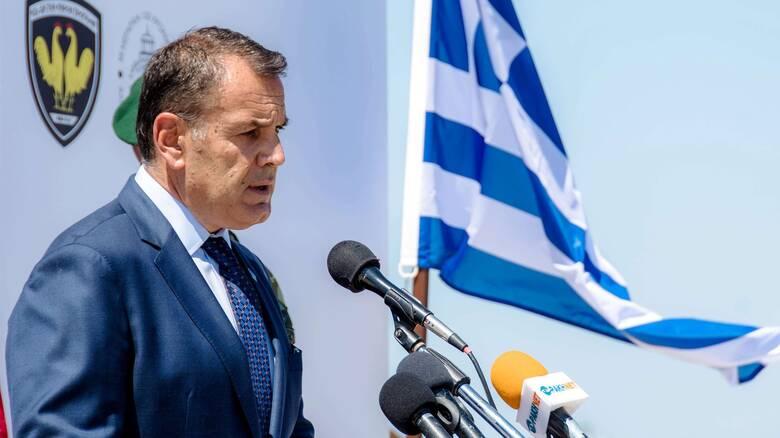 Συνάντηση Παναγιωτόπουλου με πρέσβη Ισραήλ: Στο επίκεντρο η τουρκική προκλητικότητα