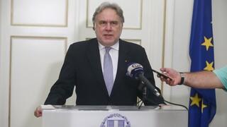 Κατρούγκαλος στο CNN Greece: Η κυβέρνηση να αποτρέψει τις παραβιάσεις του Oruc Reis
