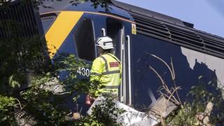 Εκτροχιασμός τρένου στη Σκωτία: Τρεις νεκροί και σοβαροί τραυματισμοί επιβατών